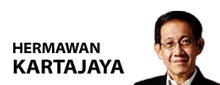 Kuis Tokoh Indonesia - Hermawan Kartajaya