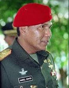 Amirul Isnaini, Mayjen