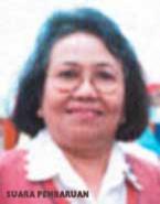Annie Bertha Simamora