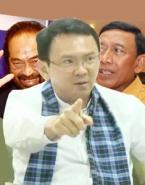Anomali Ahok dan Parpol Ngambang