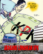 Arogansi Jerumuskan KPK