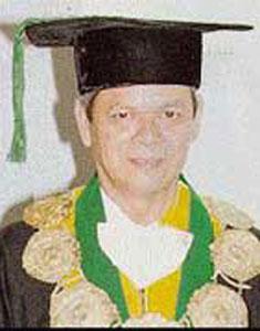 Chairuddin P Lubis