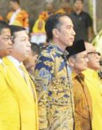 Golkar Jadi Follower