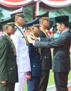 Jaga Soliditas TNI-Polri