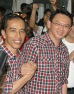 Jokowi-Basuki Menang
