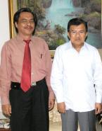 Kita (SBY-JK) Saling Mengisi