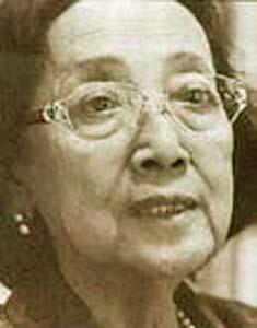 Miriam Budiardjo