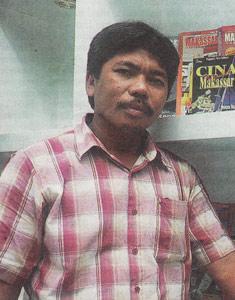 Shaifuddin Bahrum