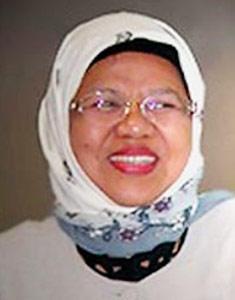 Siti Chalimah Fadjriah