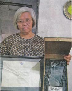 Siti Fauzanah