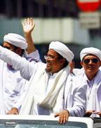 Syarat FPI Dukung Prabowo-Hatta