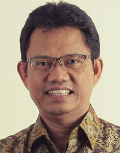 Iskandar Muda Baharuddin Lopa