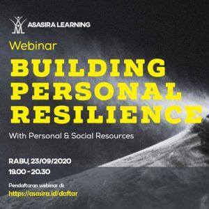 Webinar Personal Resilience